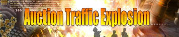 Auction Traffic Explosion $7 eBook - Yes - Only $7