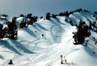 Ski Trails and Slopes