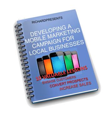 Mobile Maketing Campaign Ecourse manual