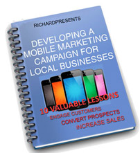 Mobile marketing Campaign Lessons